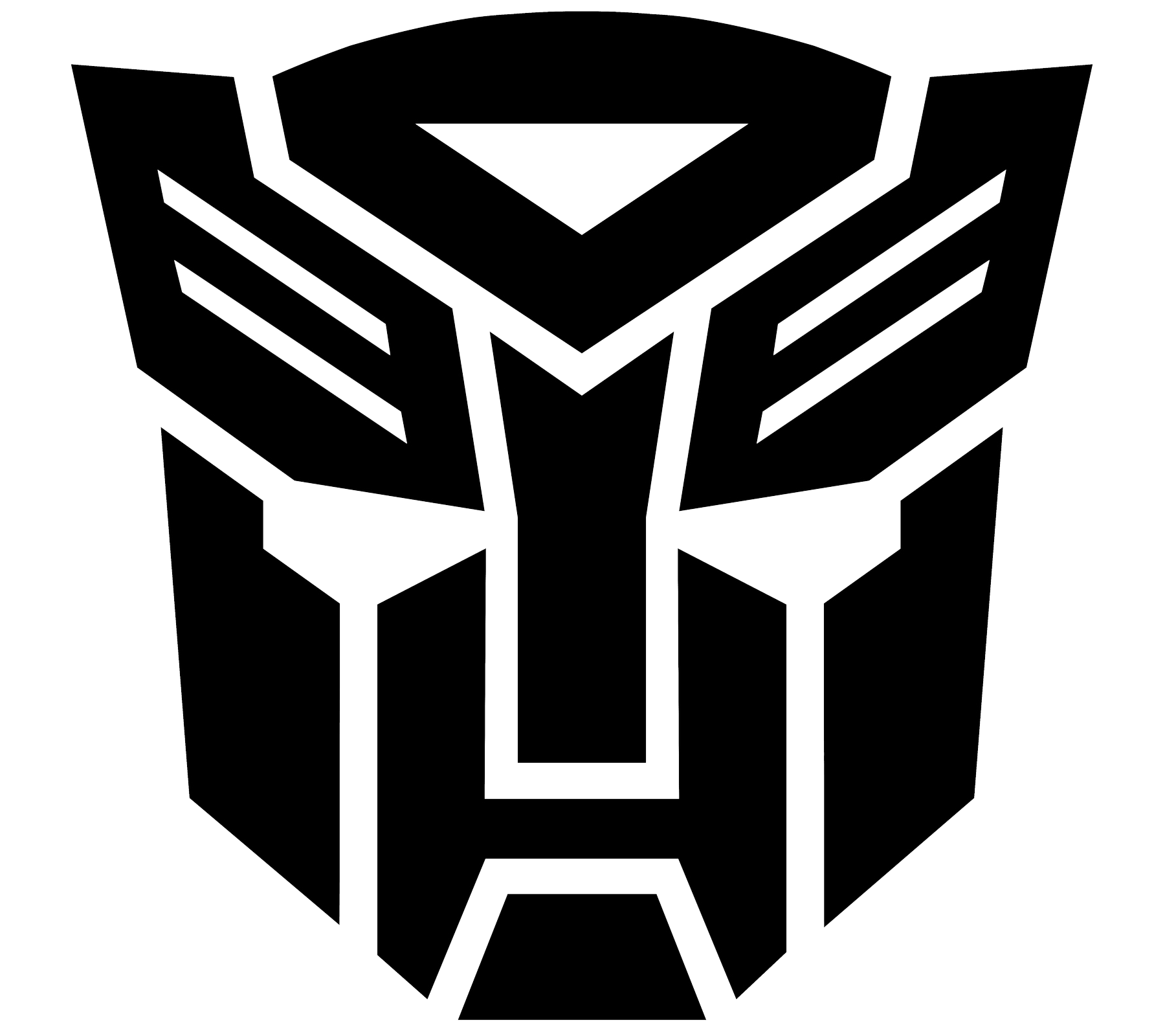Transformers white background free. Dress clipart logo