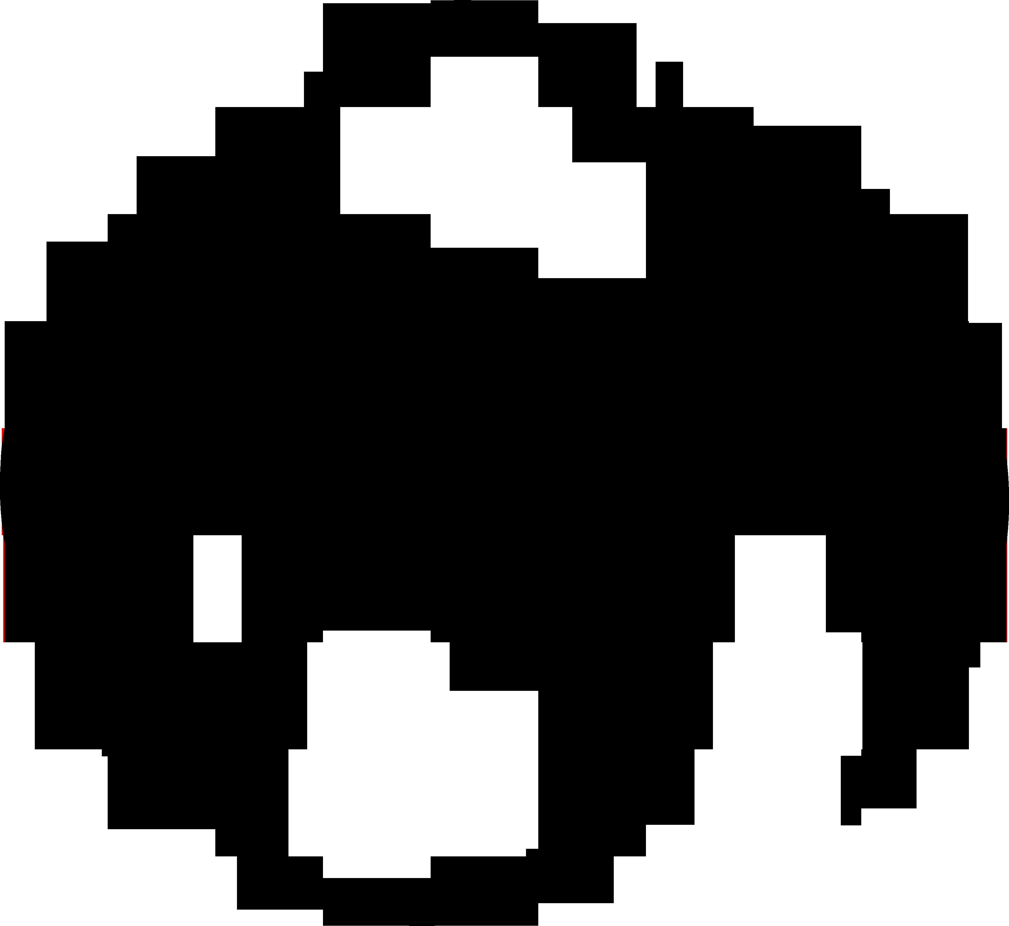 Strange music logo . Electronics clipart tech
