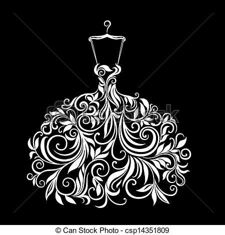 Dress clipart logo. Mannequin clip art stock