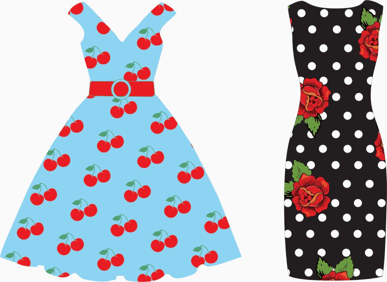 Dress clipart party dress. Pin on clip art