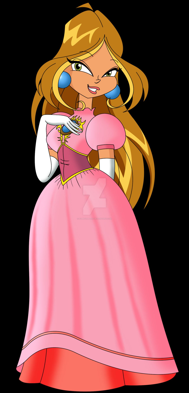 Peach free download best. Dress clipart princess costume