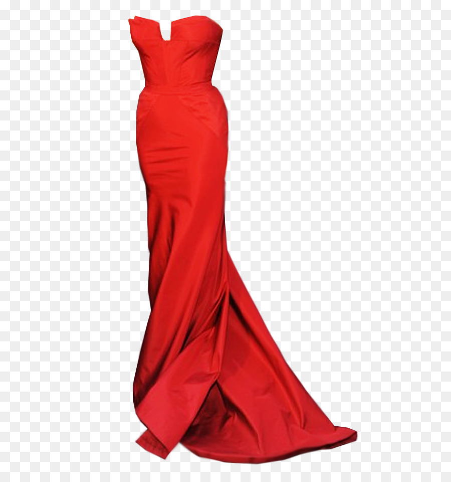 Red background clothing fashion. Dress clipart silk dress