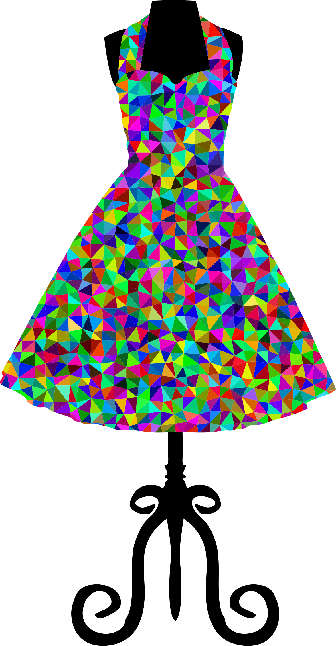 Dress clipart sleeveless dress. Sundress group silhouette clip