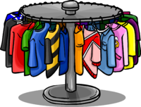 Hanger clipart quince dress. Clothes dresses clothing club