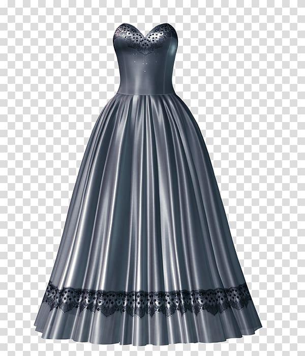Little black gown clothing. Dress clipart transparent background
