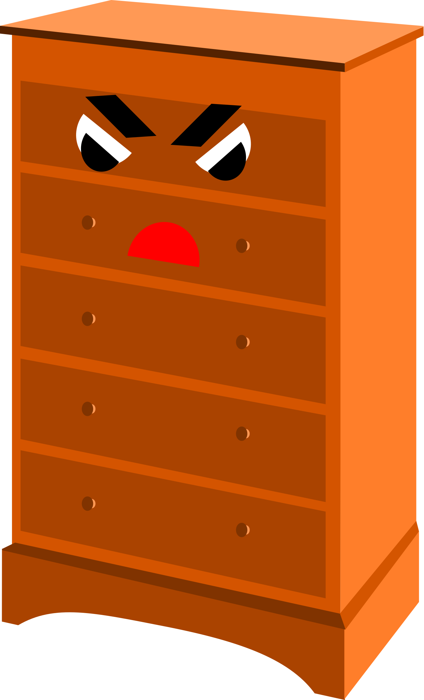 Dresser clipart. Cross big image png