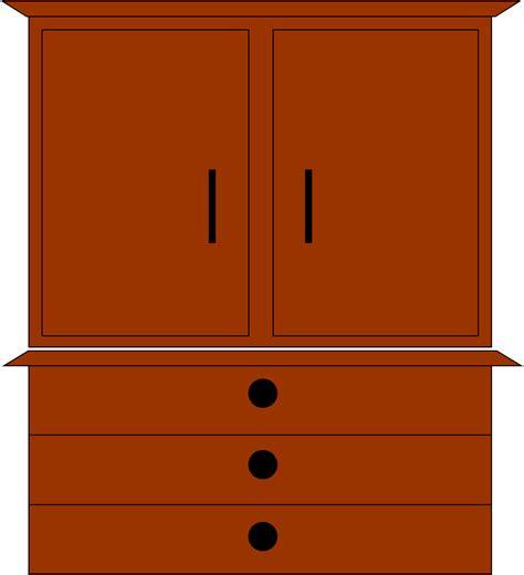 Clip art hawthorneatconcord . Dresser clipart bedroom cabinet