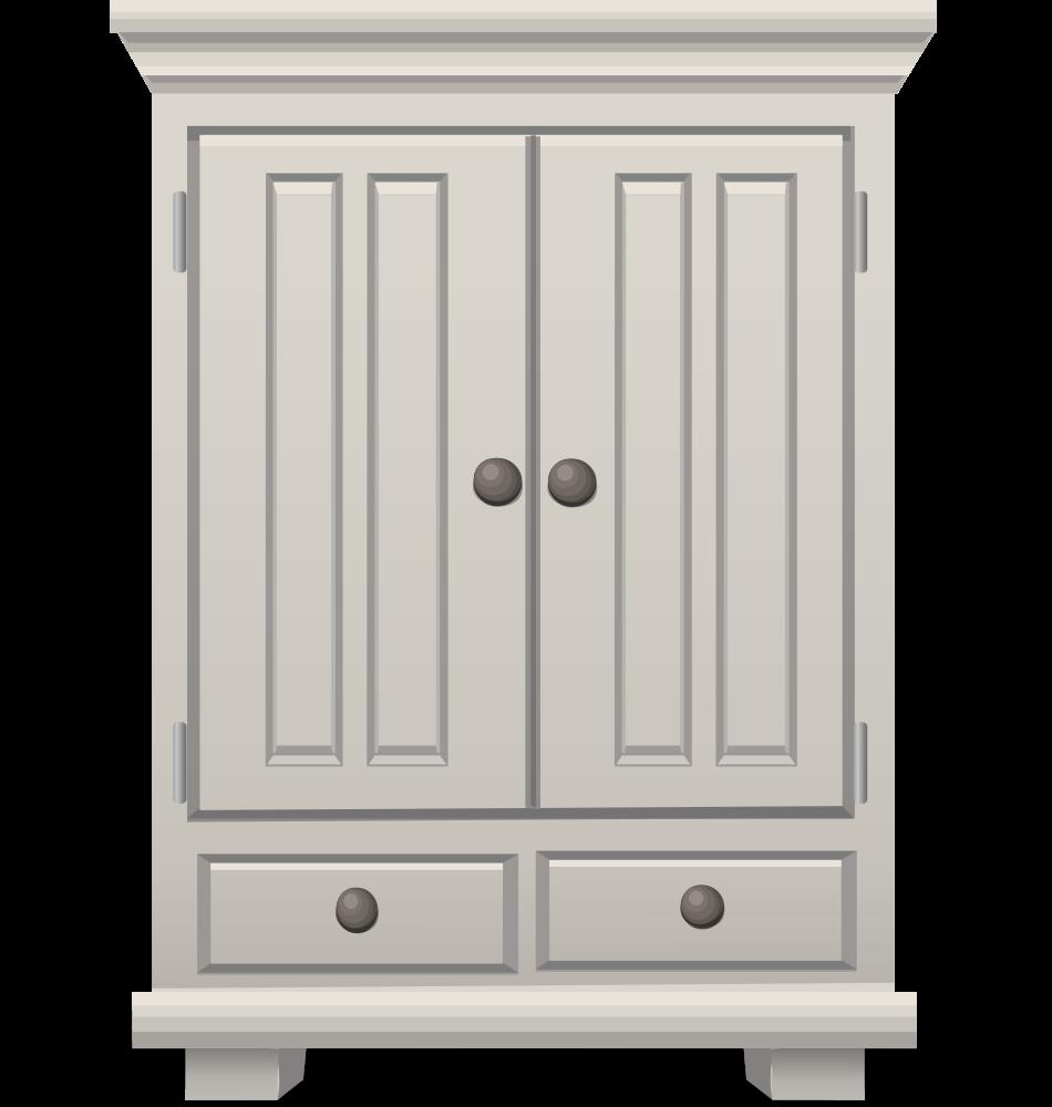 Dresser clipart cubboard. Onlinelabels clip art tall