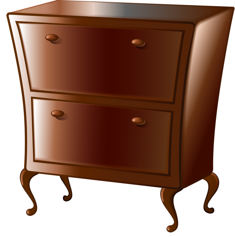 png clip art. Furniture clipart chest drawer