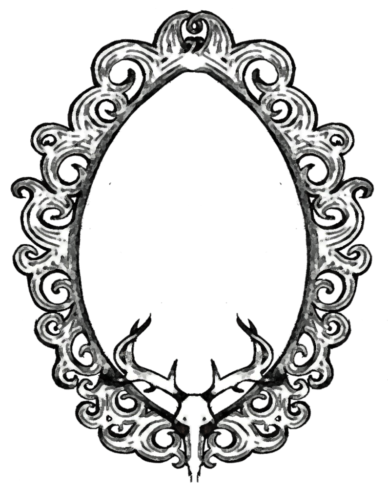 Mirror clipart mirror crack.  collection of frame