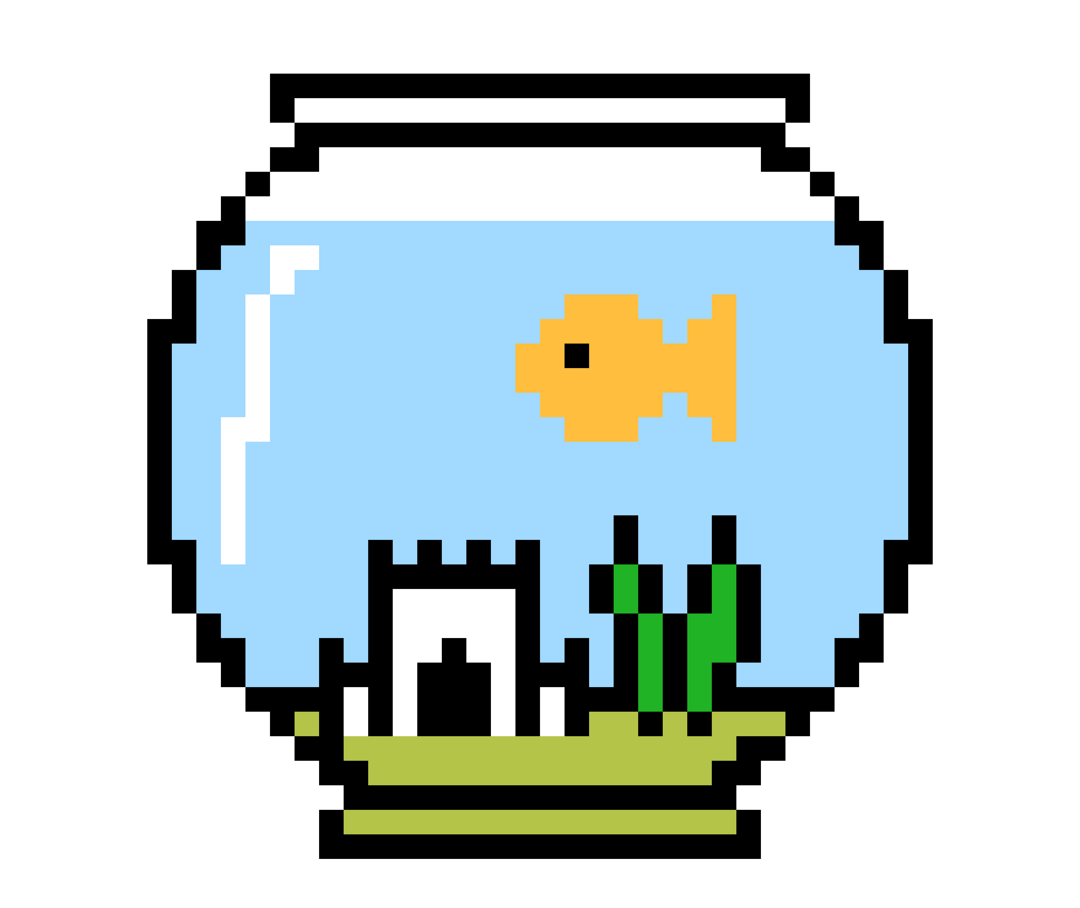Fishbowl clipart empty fish tank. Bowl with larry inside