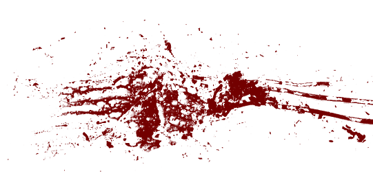 pool of transparent. Dried blood png