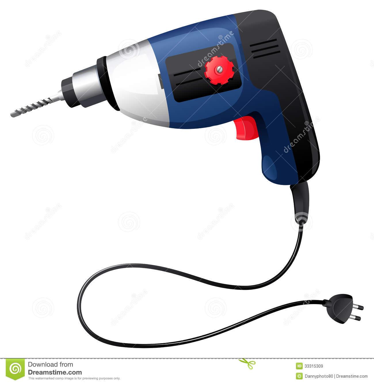 Drill clipart. Clip art panda free