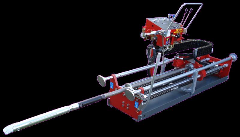 Mjlv pit launch horizontal. Drill clipart boring machine