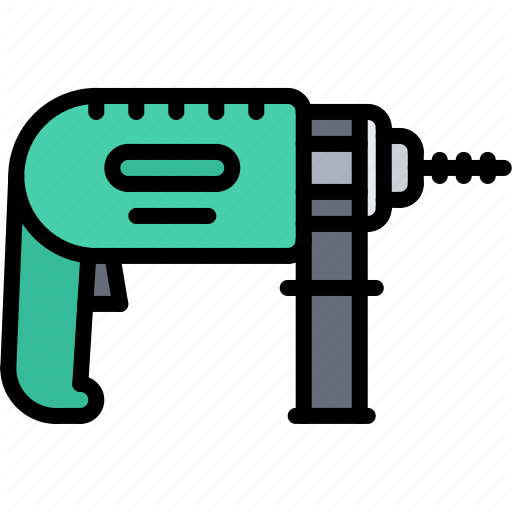 tools by last. Drill clipart building tool