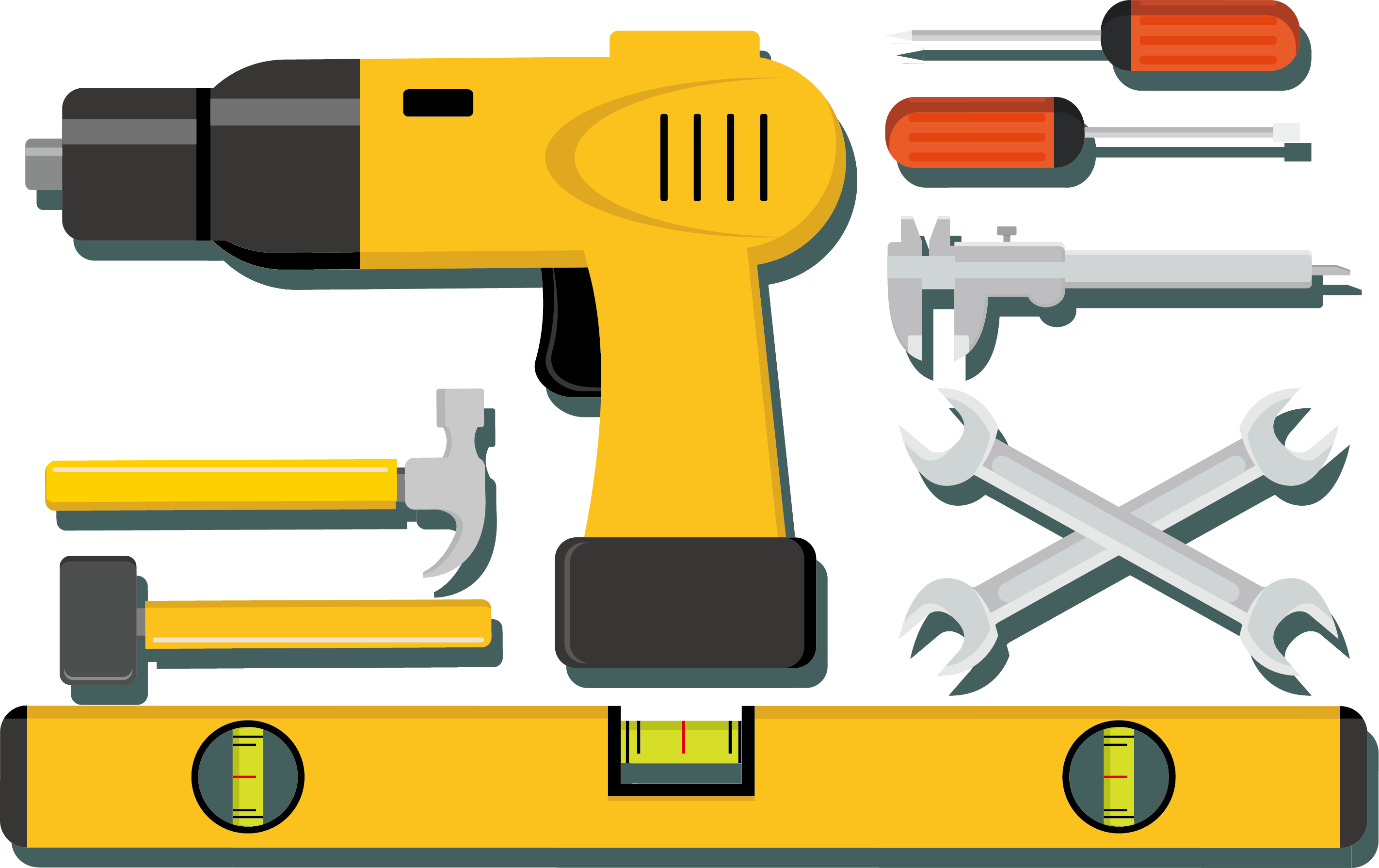 Nut clipart bolt tool. Icon building decoration and