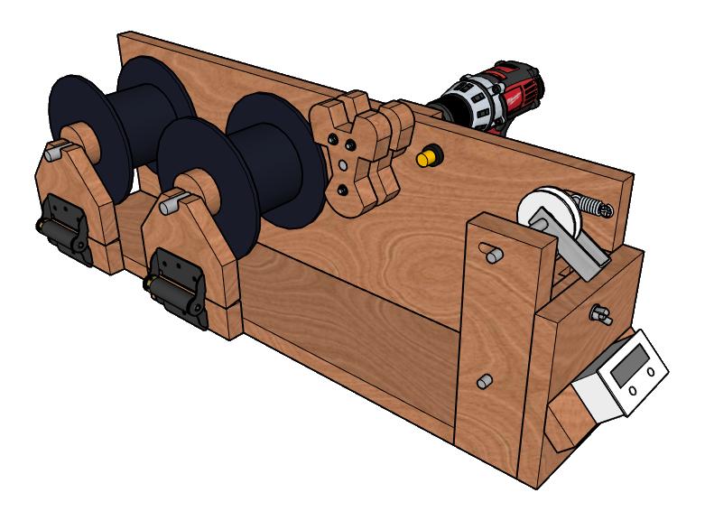 Drill clipart building tool. Build a diy modular