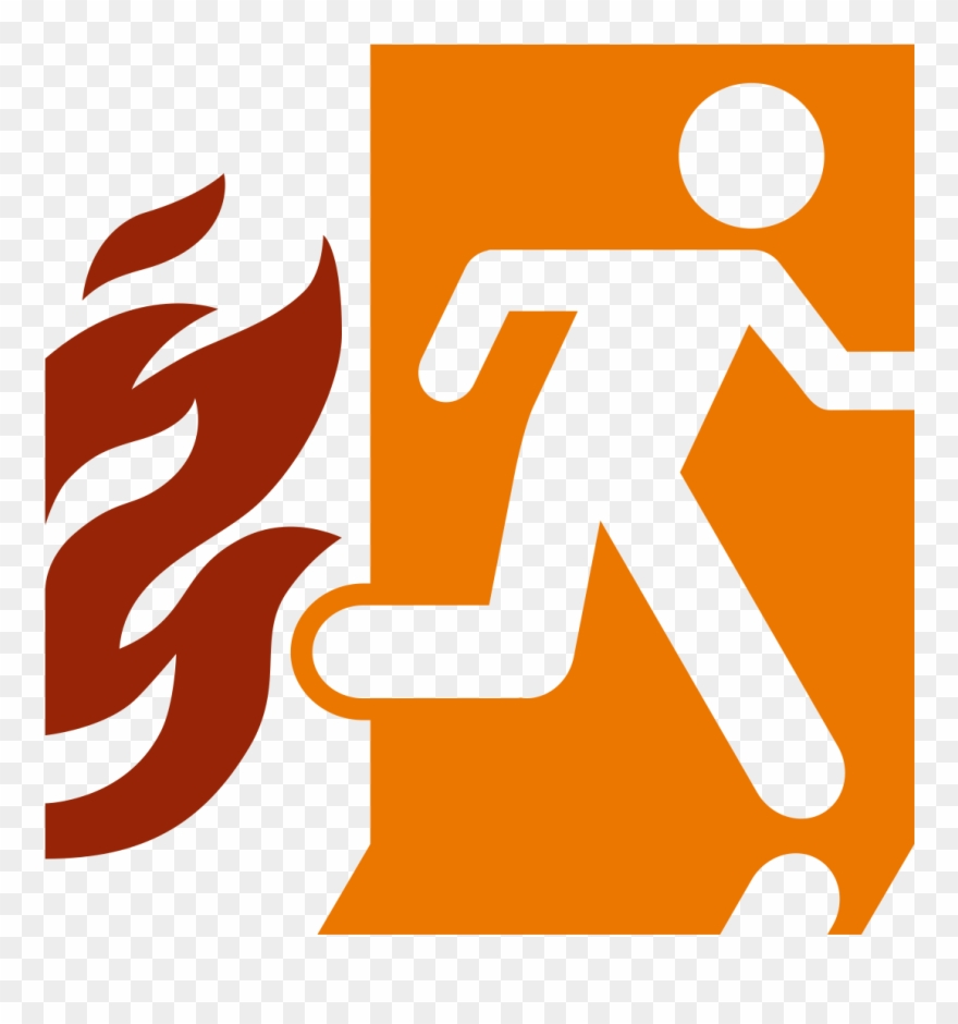 Relapse plan fire . Emergency clipart emergency drill