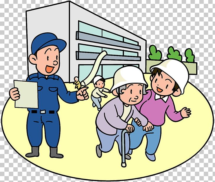 Emergency management safety . Drill clipart evacuation area
