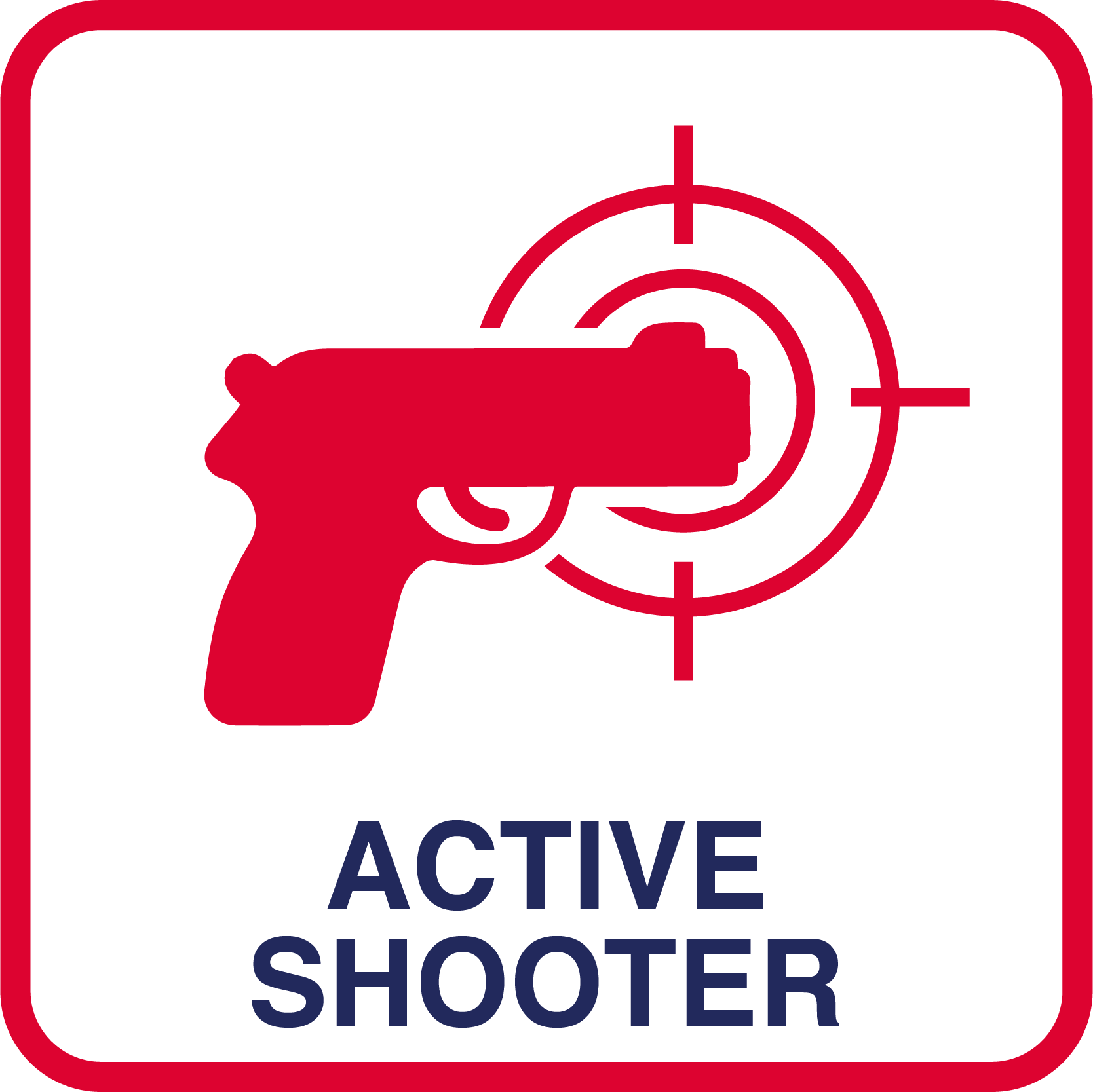Planning clipart emergency plan. Active threat or shooter