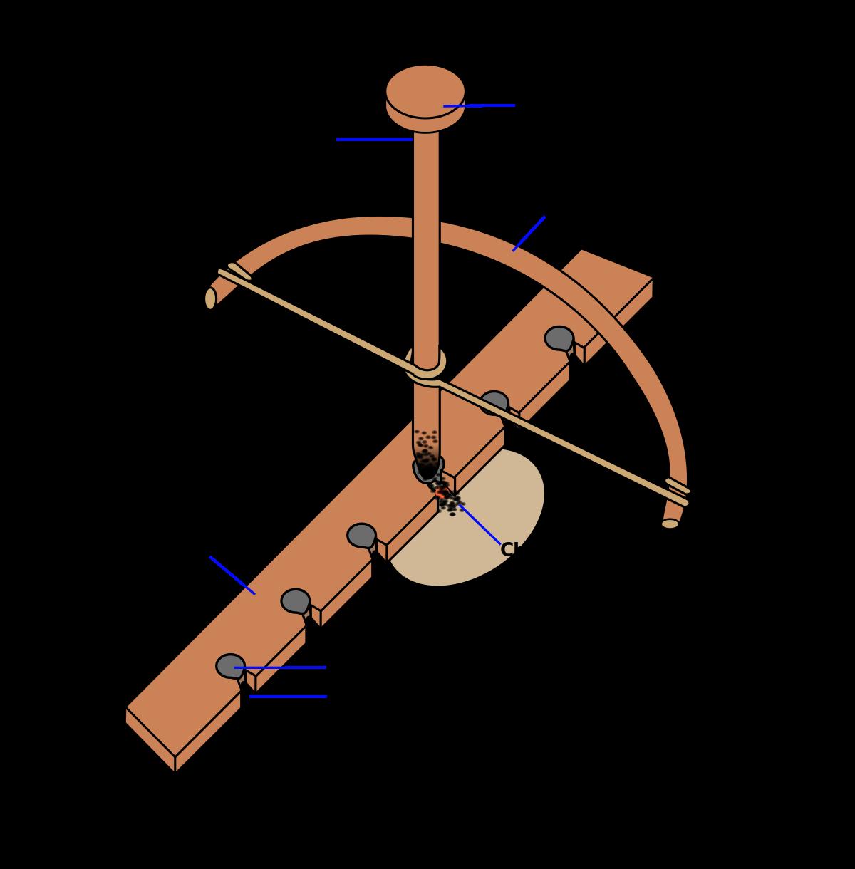 Anatomy of a lifeinharmony. Drill clipart hand drill