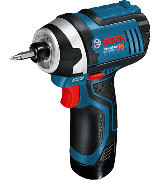 Drill clipart impact wrench. Gdr v professional bosch