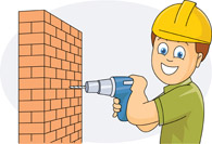 Drill clipart man. Search results for drilling