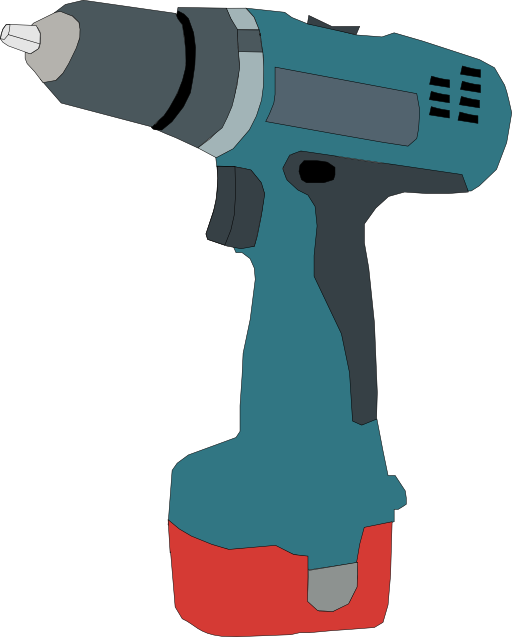 Drill clipart man. Drilling machine i royalty