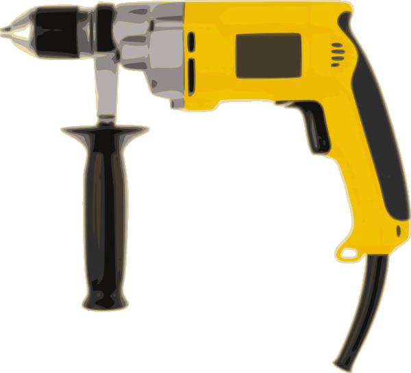 Drill pneumatic drill