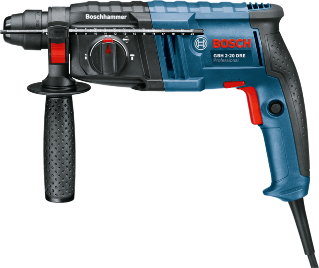 Drill clipart pneumatic drill. Bosch gbh professional rotary