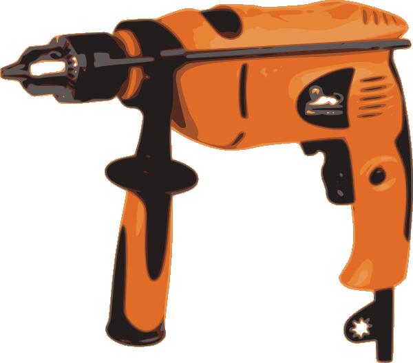 Power clip art at. Drill clipart pneumatic drill