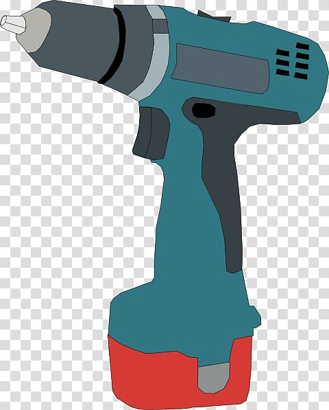 Augers transparent background png. Drill clipart power tool