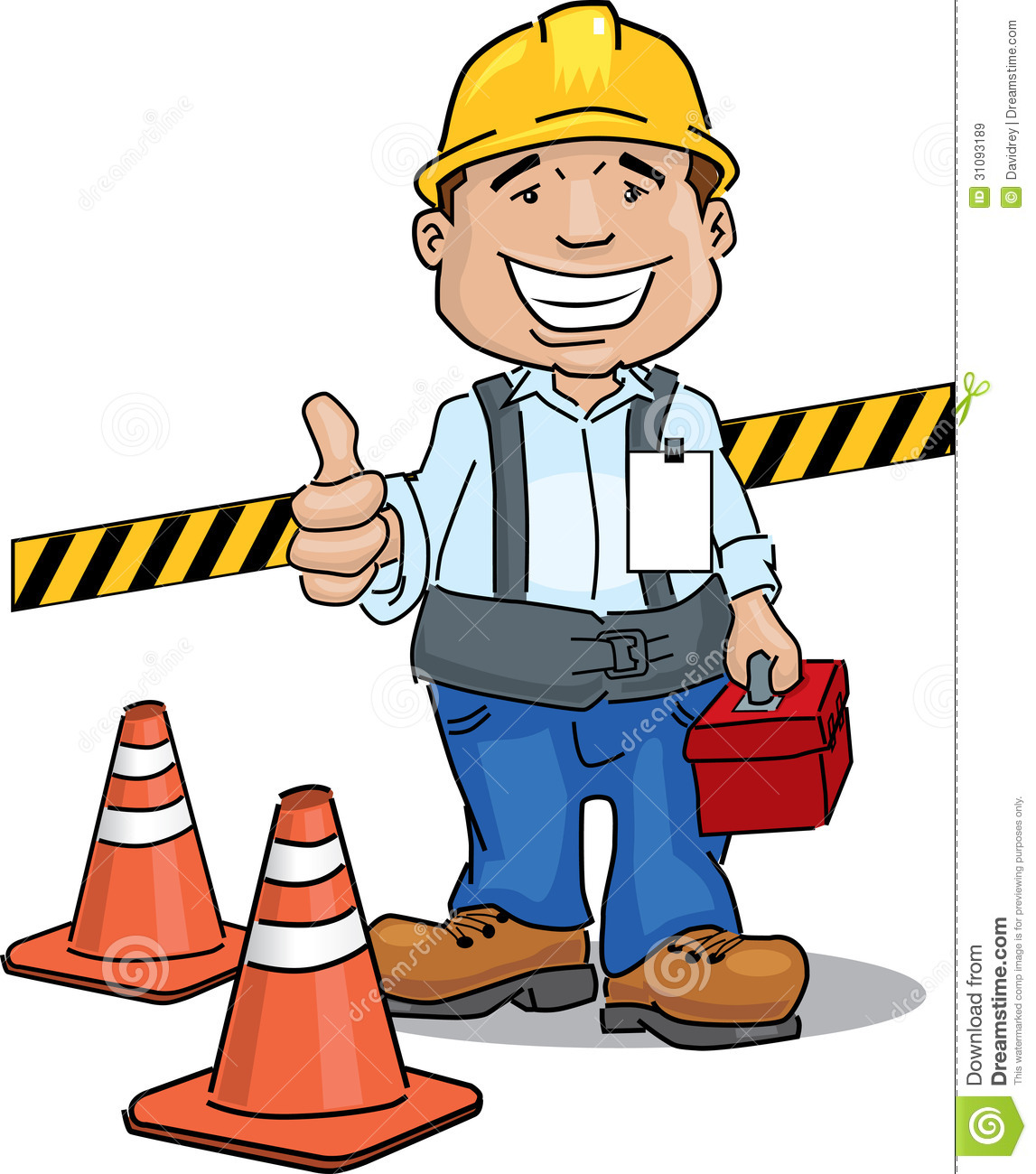 Free worker cliparts download. Jobs clipart construction