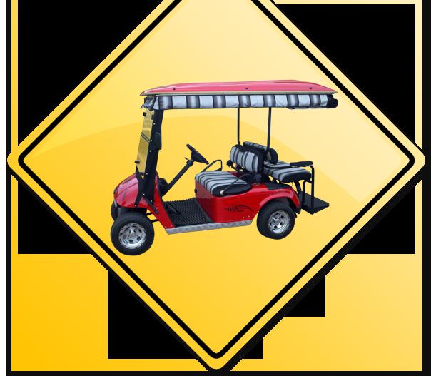 golf clipart golf buggy