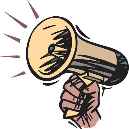 Speakers clipart loud voice. Free sound cliparts download