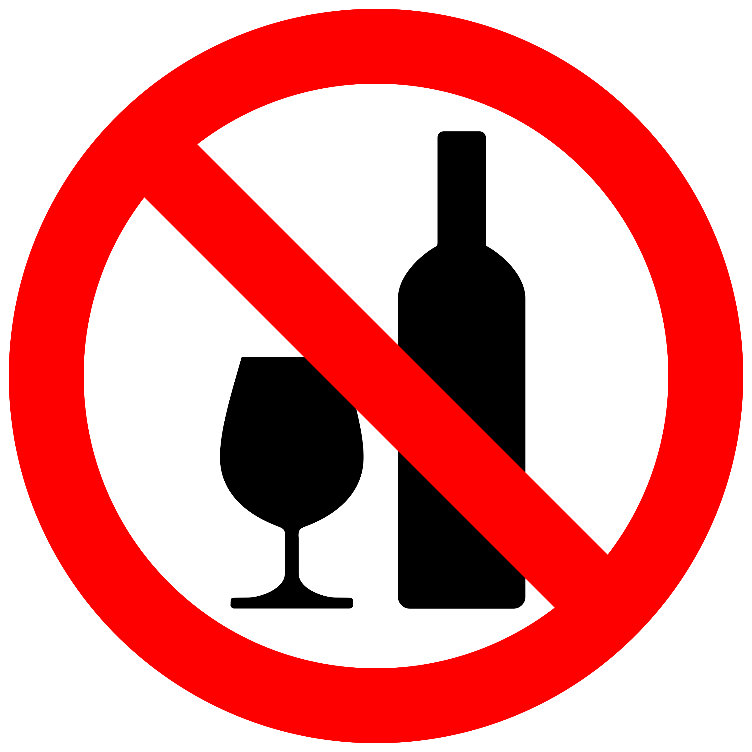 Don t no tomar. Drink clipart alcohol