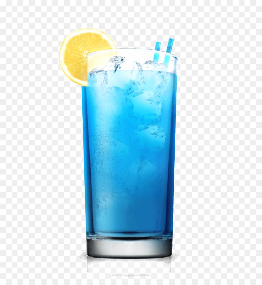 Cartoon margarita . Drink clipart blue cocktail