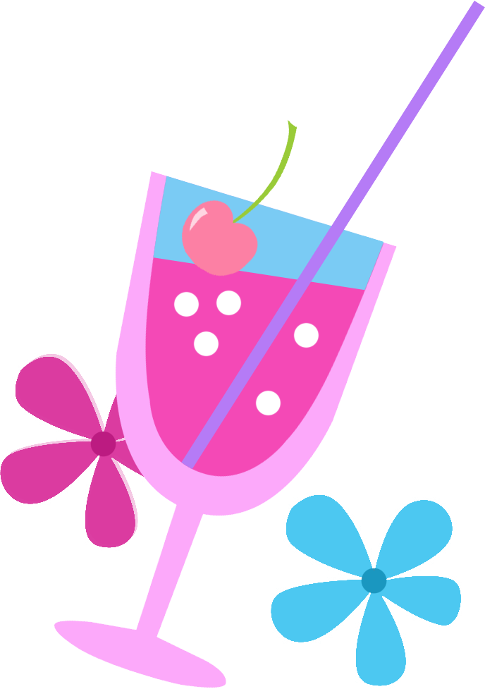 Free pink cupcake download. Drink clipart fancy drink