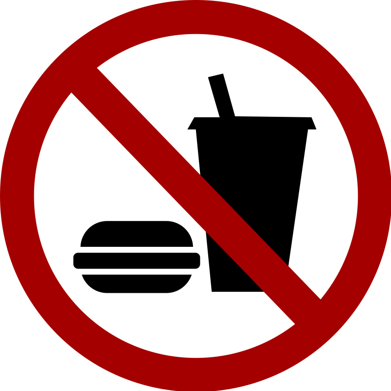 No junk food panda. Drinking clipart anti alcohol