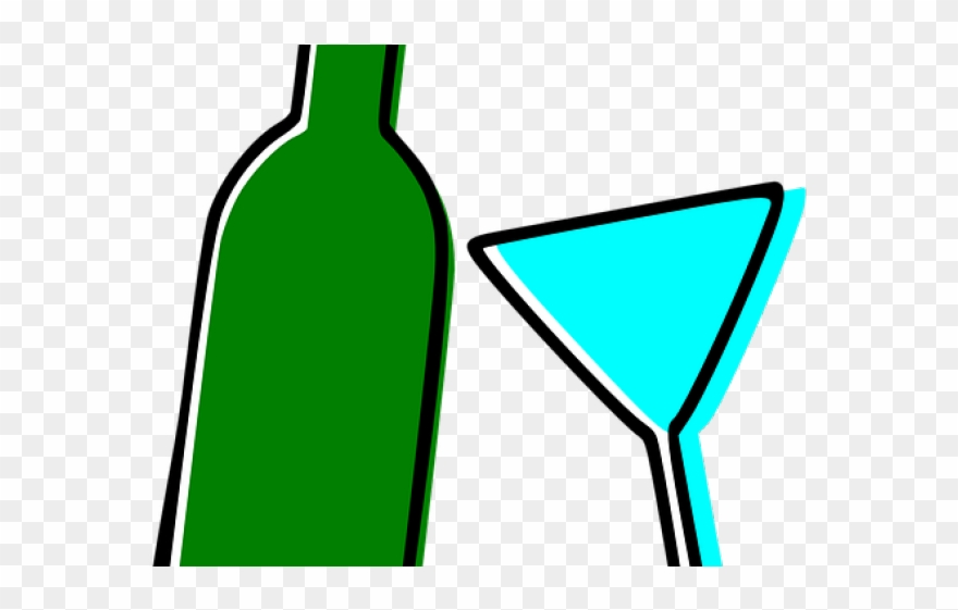 Drink clipart green drink. Boose alcohol transparent