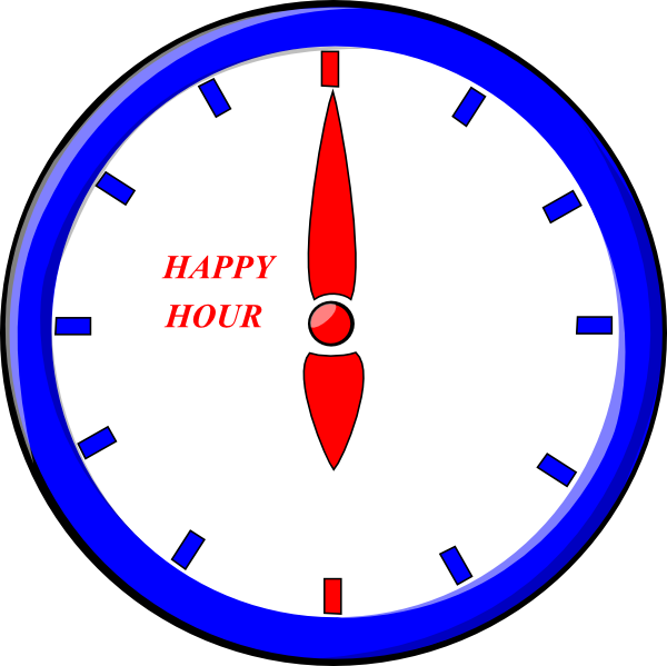 Drink clipart happy hour. Clip art at clker