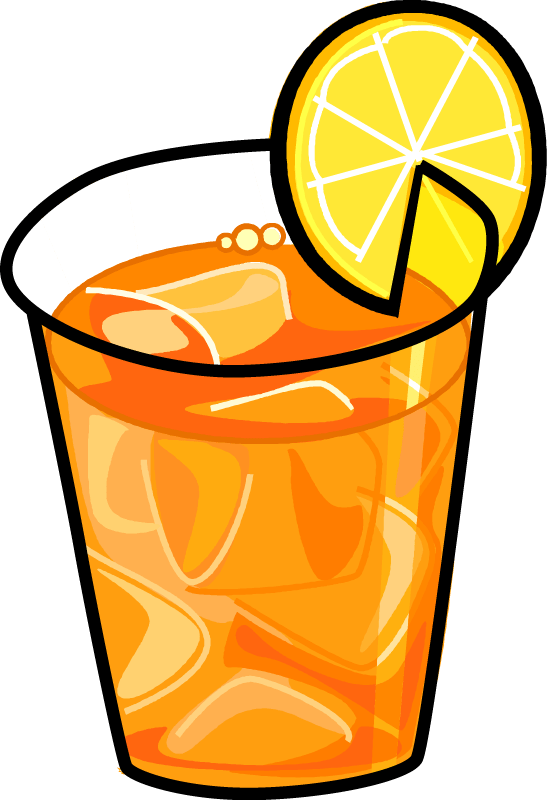 Mr t versus arnold. Drink clipart ice drink