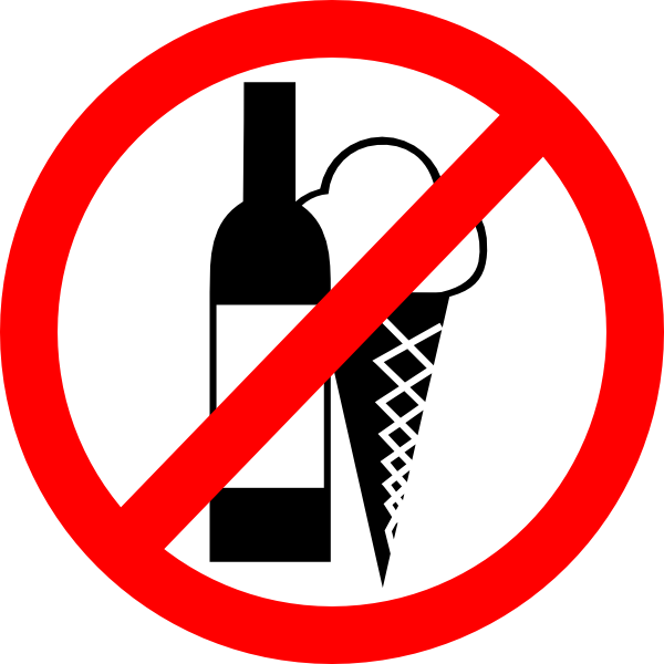 No food or drinks. Drink clipart kid drink