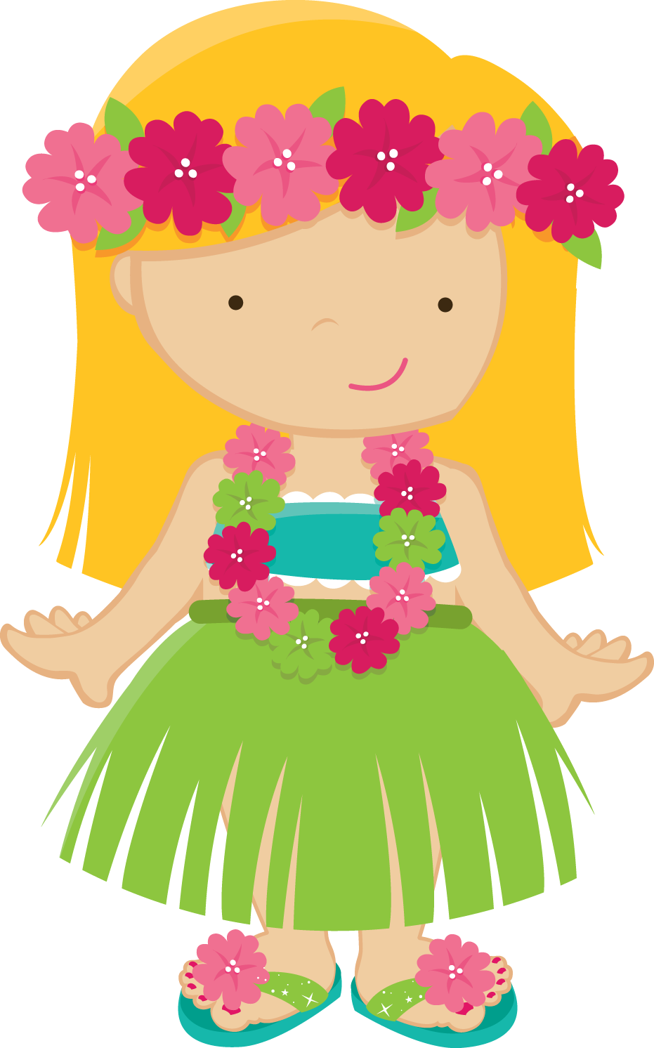 For kids oh my. Drink clipart luau