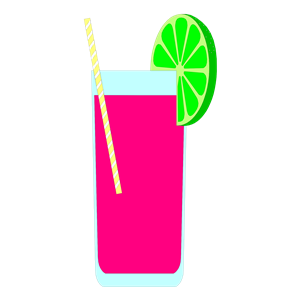 Drink clipart pink drink. Panda free images