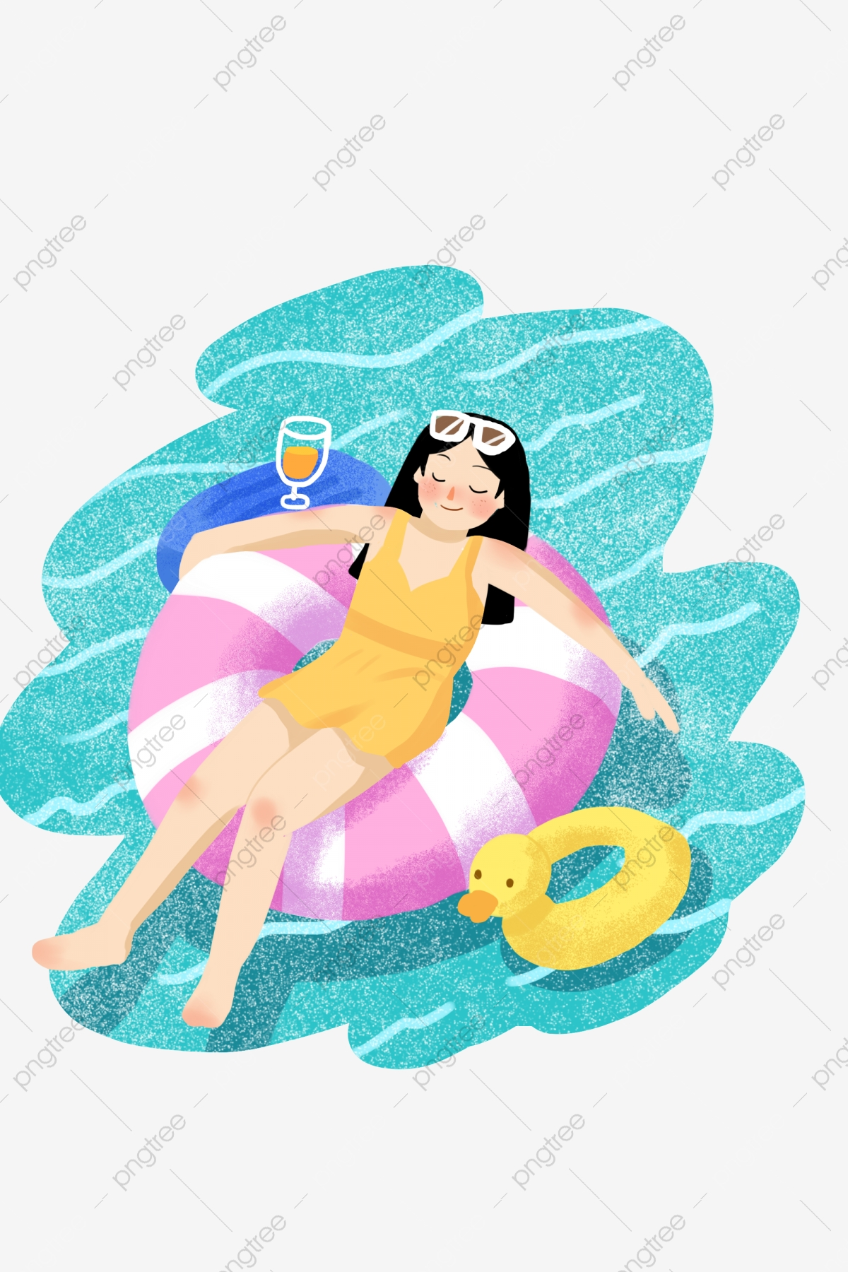 drinks clipart pool