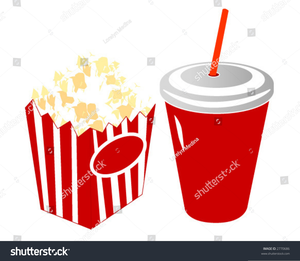 And drink free images. Drinks clipart popcorn