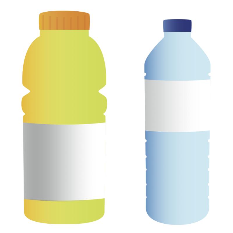 Drinks clipart sports drink. Plastic bottle transparent
