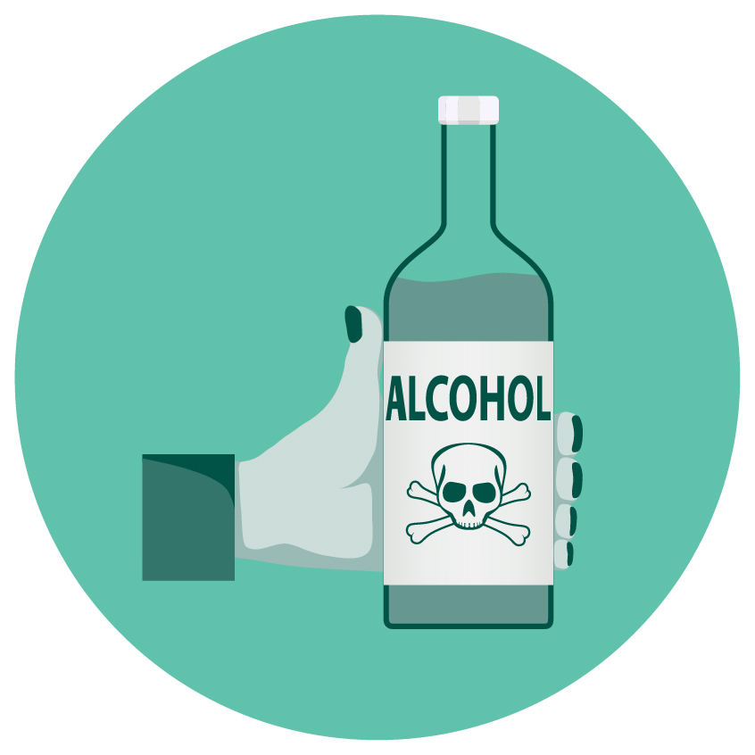 The reality of on. Drinking clipart alcohol poisoning