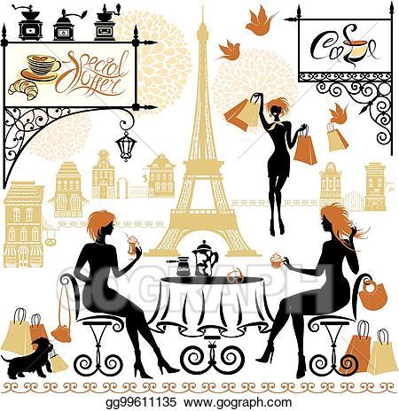 Vector illustration set of. Drinking clipart bar menu